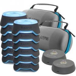 Blazepod - Kit de 12 capteurs reflex