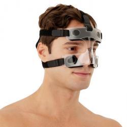 Casque de protection nasale