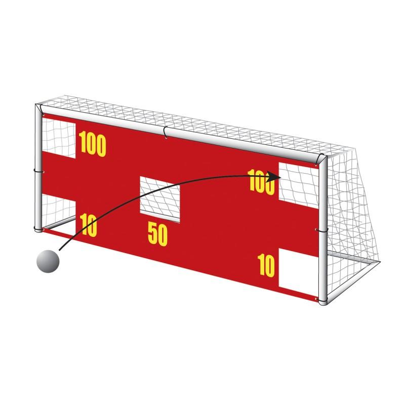 Cage de foot cible | Cage de foot, Cage, Cible
