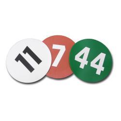 Set de marquage 30 pièces numérotée