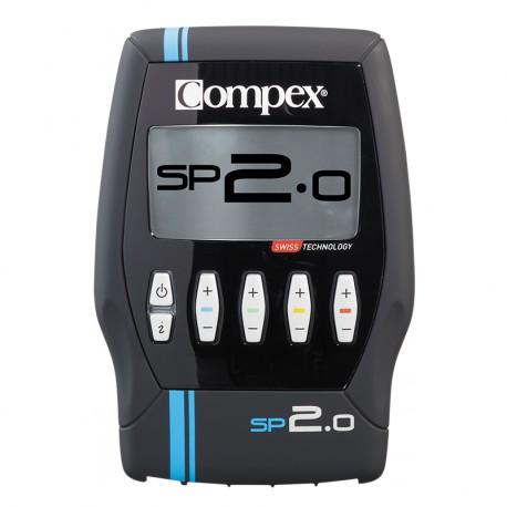 Electrostimulation Compex SP 2.0 - 20 programmes