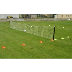 Filet Tennis-ballon Football - 9 x 1m