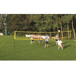 Filet Tennis-ballon ajustable Football - 1.25 à 2.40 m