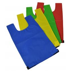 Chasuble nylon simple avec velcro