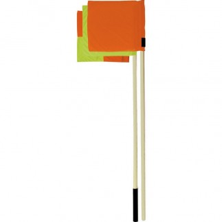 Poteaux de corner monotube - lot de 4