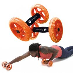 Roue abdominal - Double Ab Wheel
