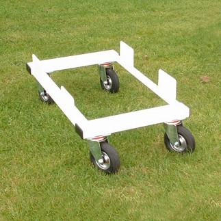 chariot de transport pour but pliable. Black Bedroom Furniture Sets. Home Design Ideas