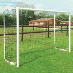 Paire de but mobiles football - 5x2m
