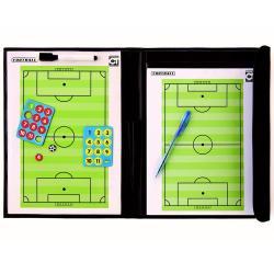 Pochette magnétique et effaçable, 32 x 24 cm