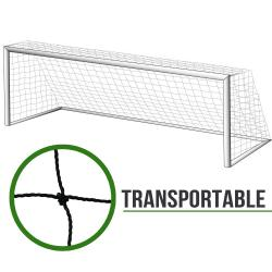 Filets transportables foot à 11 : 7.5x2.5x2m