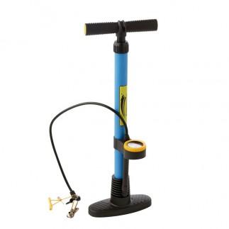 Pompe verticale avec manomètre