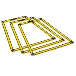 Trapézoïde multidirectionnelle - Lot de 10