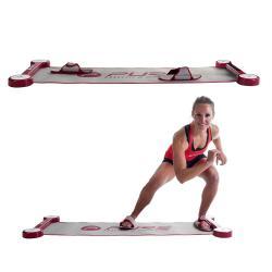 Pure Slide Trainer, tapis de glisse et d'agilité