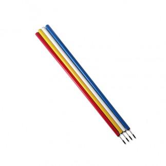 Piquet pointe acier diam. 32 mm - 90 cm