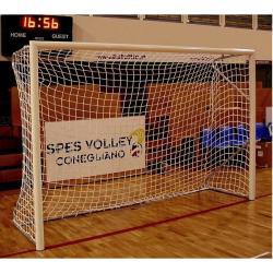 But de Futsal 3x2m transportable - Aluminium