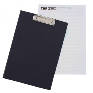 Porte document & bloc notes A4
