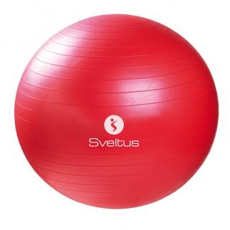 Ballon gymball, swissball, 65 cm - Rouge