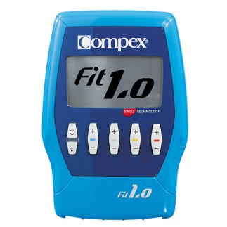 Electro Compex Fit 1.0 - 10 programmes