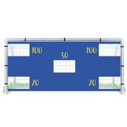 Cible Football à 8 - 6 x 2.10 m