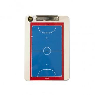 Plaquette tactique Futsal