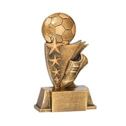 Trophée de foot Or - 11 cm