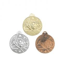 Médaille métal massif Or, Argent, Bronze - 50 mm