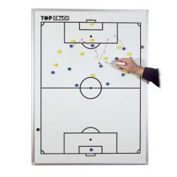 Tableau tactique football - 75 x100 cm