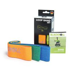 Loop Band - Blackroll, 32 cm - Pack de 3