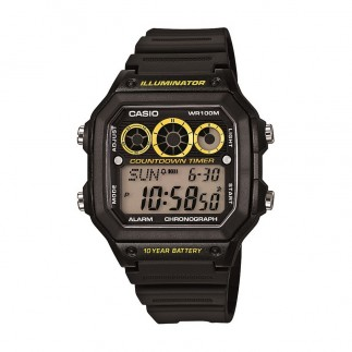 Montre Casio Arbitre - Illuminator
