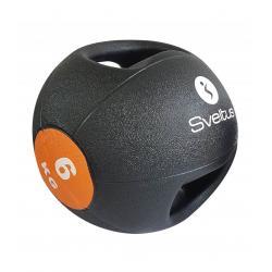 Médecine ball avec poignée 6kg