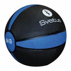 Médecine ball 4kg, Bleu