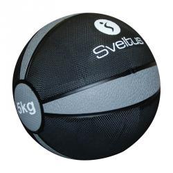 Médecine ball 5kg, Gris