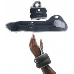 Bracelets lestés poignets - 2kg