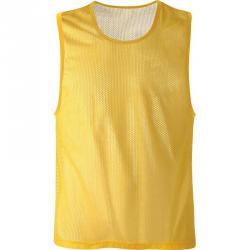 Chasuble ajourée simple - Jaune