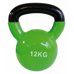 Kettlebell vinyle - 12kg