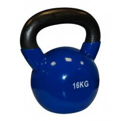 Kettlebell vinyle - 16kg