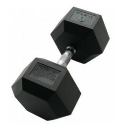 Haltère hexagonale - 30kg