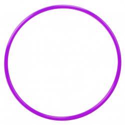 Cerceau Rond - Violet - 50 à 85 cm