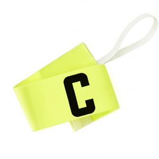 Brassard capitaine jaune - 7 cm