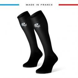 Chaussettes de récupération Elite EVO - Noir - Taille : XXL+