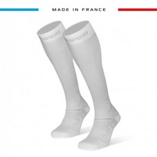 Chaussettes de récupération Recovery EVO - Blanc