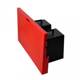 Planche à rebond Pro - Rouge - 1m