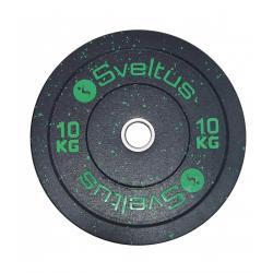 Disque olympique Bumper - 10kg