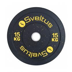 Disque olympique Bumper - 15kg