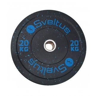 Disque olympique Bumper - 20kg