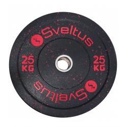 Disque olympique Bumper - 25kg