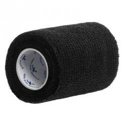 Bande de maintien Wrap 7.5 cm - Noir