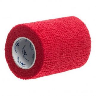 Bande de maintien Wrap 7.5 cm - Rouge