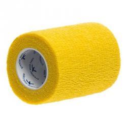 Bande de maintien Wrap 7.5 cm - Jaune