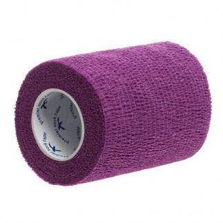 Bande de maintien Wrap 7.5 cm - Violet